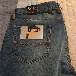 AE skinny jeans.